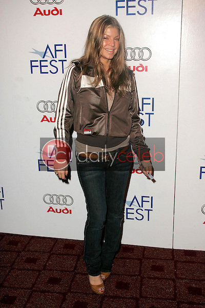 Stacy Ferguson<br />