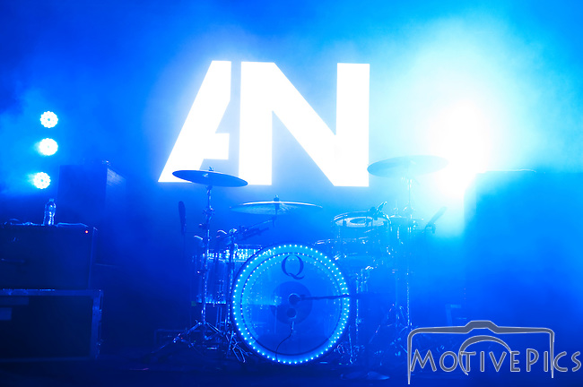 AWOLNATION playing a sold out Pop's Nightclub in St. Louis, MO on Saturday January 21st, 2012.  Like MotivePics on Facebook www.facebook.com/MotivePics.  Find more concert photos at www.MotivePics.com.