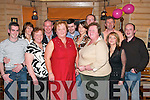 BIRTHDAY PARTY: Diana Myers, Ashleigh Downs, Tralee (third from left) celebrated her 50th birthday last Friday night at Stokers Lodge with lots of family and friends..