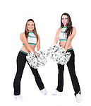 A few select images from a photoshoot with the 2015-2016 Tulane Shockwave Dance Team.