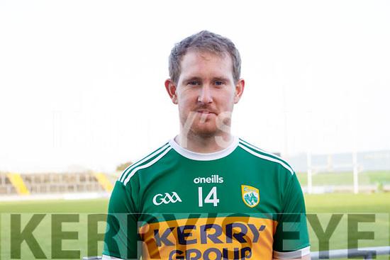 Padraig Boyle (Ballyduff) Kerry senior hurling captain for 2018