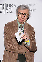 "NEW YORK CITY - APRIL 22: The Amazing Kreskin attends National Geographic's ""Into The Okavango"" Screening at Tribeca Film Festival at Tribeca Festival Hub on April 22, 2018 in New York City. (Photo by Anthony Behar/National Geographic/PictureGroup)"