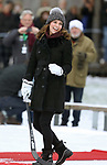 Kate Middleton Tries Her Hand At Bandy Hockey