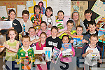 SCIENTISTS: Students from Boheshill National School in Glerncar who were presented with a 2008 Primary School Science Award..Front L/r. Louise Murphy, Michael O'Sullivan, Aisling Foley, Cathal Foley, Eva Cronin, Michael O'Shea..Second row L/r. Darragh O'Shea, Shannon O'Shea, Shane Riordan, Daragh Fitzgerald, Joseph Murphy..Back row L/r. Ciara O'Connor, Sean Murphy, Eileen Morris, Margaret Morris, Kayla O'Connor, Rachel Breen and Sean Foley.   Copyright Kerry's Eye 2008