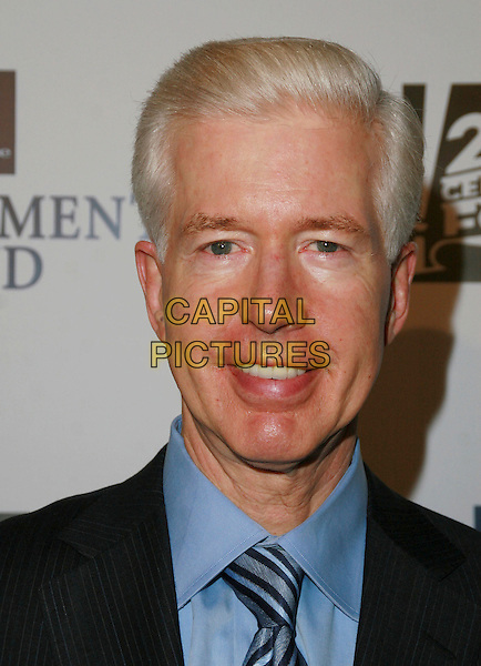 GRAY DAVIS.Chairman & CEO Tom Rothman at the Annual Stars 2006 Benefit Gala held at the Beverly Hilton Hotel, Beverly Hills, California, USA, 16 October 2006..portrait headshot gary.Ref: ADM/CH.www.capitalpictures.com.sales@capitalpictures.com.©Charles Harris/AdMedia/Capital Pictures.