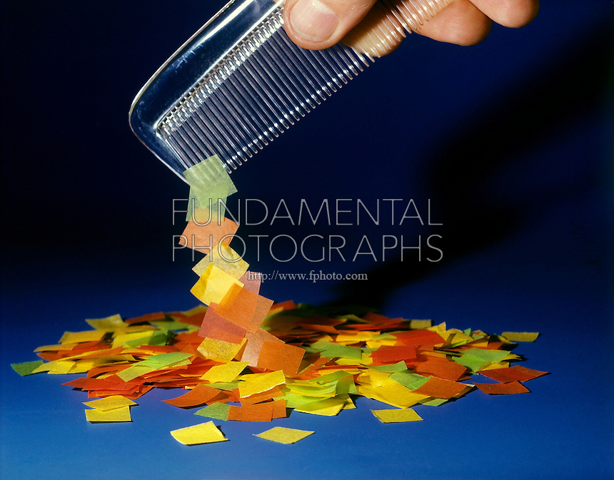 science static electricity fundamental photographs the