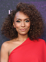 """09 August 2019 - West Hollywood, California - Janet Mock. Red Carpet Event For FX's """"Pose"""" held at Pacific Design Center.   <br /> CAP/ADM/BT<br /> ©BT/ADM/Capital Pictures"""
