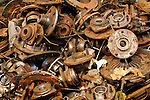 Staiman Recycling, Corp., 201 Hepburn, Williamsport, PA. Wheel hubs and brake drums.
