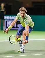 Rotterdam, Netherlands, 12 Februari, 2018, Ahoy, Tennis, ABNAMROWTT, Mischa Zverev (GER)<br /> Photo:tennisimages.com