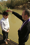 Qasr al Yahud, Baptism at the Jordan river