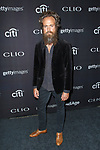 Musician Sam Ervin Beam aka Iron & Wine, arrives at the 2017 Clio Awards in The Tent at Lincoln Center in New York City on September 27, 2017.