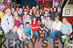 BIRTHDAY GIRL: Natasha O'Callaghan, Ballyrickard, Tralee (seated centre) had a blast celebrating her 18th birthday in Turner's bar, Castle St, Tralee last Saturday night with many friends and family.