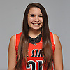Gabby Sartori of Mount Sinai girls basketball poses for a portrait during Newsday's 2018-19 season preview photo shoot at company headquarters in Melville on Monday, Dec. 3, 2018.
