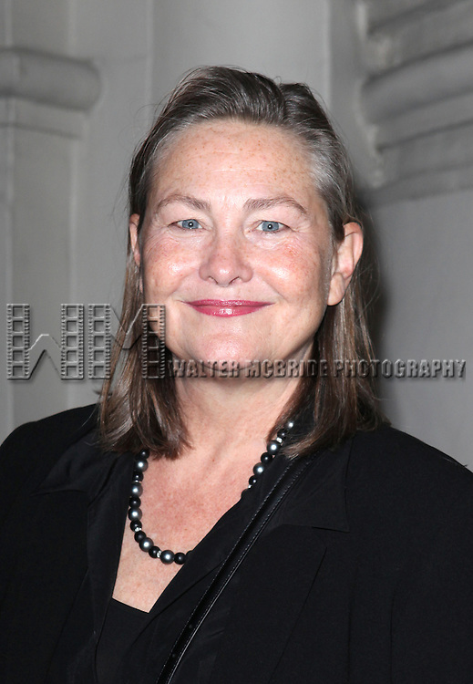 Cherry Jones attending the Opening Night Performance of Edward Albee's 'Who's Afraid of Virginia Woolf?' at the Booth Theatre on October 13, 2012 in New York City.