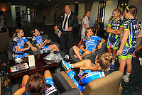 Trust House Women's Cycle Tour Of New Zealand launch at Copthorne Hotel in Masterton, New Zealand on Wednesday, 18 February 2015. Photo: Dave Lintott / lintottphoto.co.nz
