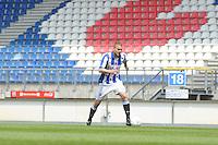 VOETBAL: HEERENVEEN: Abe Lenstra Stadion, 01-07-2013, Fotopersdag SC Heerenveen, Eredivisie seizoen 2013/2014, Joey van den Berg, © Martin de Jong