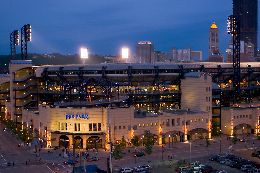 Pittsburgh's Sports Venues - PNC Park