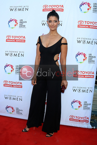 Jessica Clark <br /> at the An Evening With Women 2016, Hollywood Palladium, Hollywood, CA 05-21-16<br /> David Edwards/DailyCeleb.com 818-249-4998