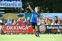 KAATSEN: WITMARSUM: 03-08-2014, Cornelis Terpstra werd koning van de Haye Rypma partij, ©foto Martin de Jong