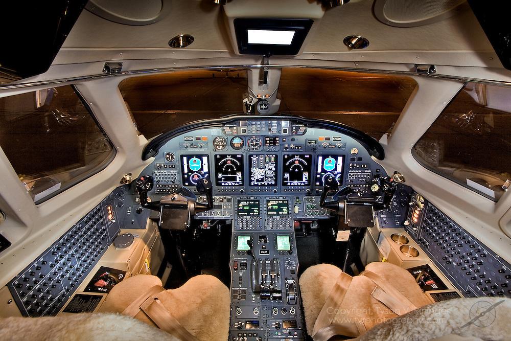 Cessna Citation X Twin Turbofan Engine Aircraft Tyson V
