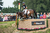 NZL-Tim Price (WESKO) RETIRED: CROSS COUNTRY: EVENTING: The Alltech FEI World Equestrian Games 2014 In Normandy - France (Saturday 30 August) CREDIT: Libby Law COPYRIGHT: LIBBY LAW PHOTOGRAPHY - NZL