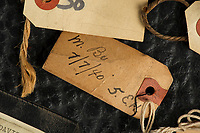 Willard Suitcases / Various Labels / ©2014 Jon Crispin
