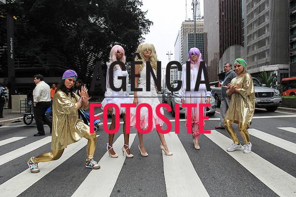 Sao Paulo, Brasil - 30/10/2013 - Desfile de FH durante o SPFW  - Inverno 2014. Foto : Edu Lopes/ FOTOSITE