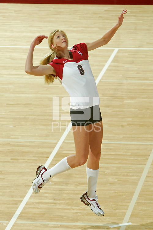 11 August 2005: Alex Fisher during picture day at Maples Pavilion in Stanford, CA.