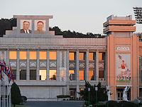 Kim-il-Sung-Stadion, Pyongyang, Nordkorea, Asien<br /> Kim il Sung Stadium, Pyongyang, North Korea, Asia