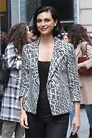 NEW YORK, NY - MAY 14: Morena Baccarin at Build Series in New York City on May 14, 2018. <br /> CAP/MPI/RW<br /> &copy;RW/MPI/Capital Pictures