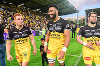 190420 European Challenge Cup Rugby - La Rochelle v Sale