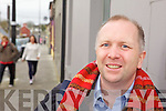 LABHAIR GAEILGE: Paul Cosgrove from Duagh who is inviting people to get involved in an Irish conversation group in the area.