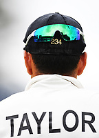 2nd December, Hamilton, New Zealand; Ross Taylor on day 4 of the 2nd test cricket match between New Zealand and England  at Seddon Park, Hamilton, New Zealand.