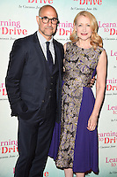 Stanley Tucci and Patricia Clarkson<br /> arrives for the &ldquo;Learning to Drive&rdquo; Gala screening at the Curzon Mayfair, London.<br /> <br /> <br /> &copy;Ash Knotek  D3126  02/06/2016