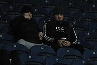 Blackburn Rovers fans enjoy the pre-match atmosphere <br /> <br /> Photographer Kevin Barnes/CameraSport<br /> <br /> The EFL Sky Bet Championship - Blackburn Rovers v Wigan Athletic - Tuesday 12th March 2019 - Ewood Park - Blackburn<br /> <br /> World Copyright © 2019 CameraSport. All rights reserved. 43 Linden Ave. Countesthorpe. Leicester. England. LE8 5PG - Tel: +44 (0) 116 277 4147 - admin@camerasport.com - www.camerasport.com