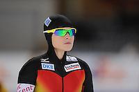 SCHAATSEN: BERLIJN: Sportforum, 06-12-2013, Essent ISU World Cup, 500m Ladies Division A, Judith Hesse (GER), ©foto Martin de Jong