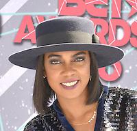 LOS ANGELES, CA - JUNE 26: Ingrid at the 2016 BET Awards at the Microsoft Theater on June 26, 2016 in Los Angeles, California. Credit: Koi Sojer/MediaPunch