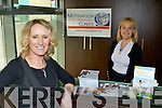 Marian Whyte left and Karen Culloty at the new Motivation Weight-Management Clinic at the Reeks in Killarney on Thursday......