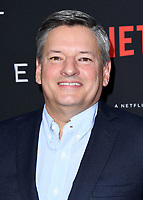 09 April 2018 - Hollywood, California - Ted Sarandos. NETFLIX's &quot;Lost in Space&quot; Season 1 Premiere Event held at Arclight Hollywood Cinerama Dome. <br /> CAP/ADM/BT<br /> &copy;BT/ADM/Capital Pictures
