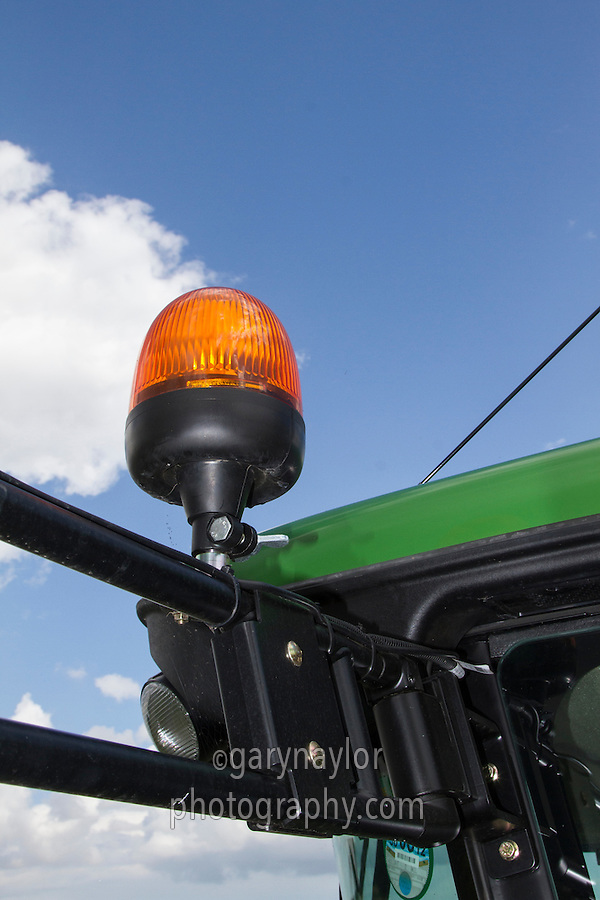 John Deere flashing beacon