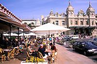 Monaco Caf?ŕ in Monte Carlo Casino