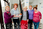 Good Friday Soup Kitchen: Pictured to announce the Good Friday soup kitchen in aid of local families at the Tarbert Community centre were Helen O'Connor, Mary Dee, Kitty Kissane, Kitty McElligott & Phil Gildea.