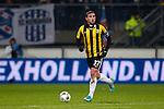 Nederland, Heerenveen, 22 december  2012.Eredivisie.Seizoen 2012/2013.Heerenveen-Vitesse 2-1.Guram Kashia, aanvoerder van Vitesse in actie met de bal