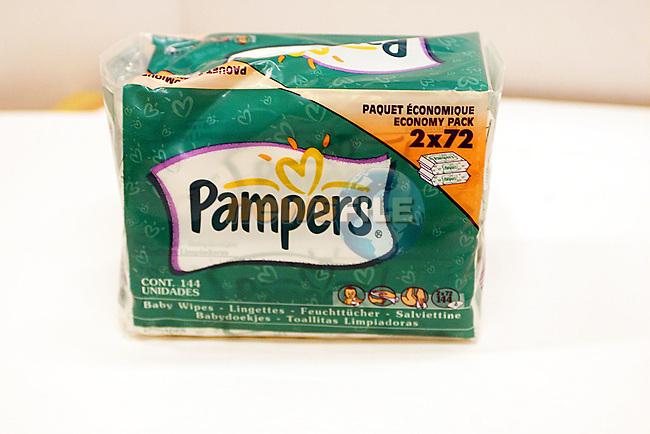 Big pack Pampers...Pic Newsfile