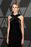 HOLLYWOOD, CA - NOVEMBER 11: Holly Hunter at the AMPAS 9th Annual Governors Awards at the Dolby Ballroom in Hollywood, California on November 11, 2017. Credit: David Edwards/MediaPunch /NortePhoto.com