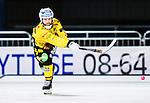 Stockholm 2014-12-19 Bandy Elitserien Hammarby IF - Broberg S&ouml;derhamn :  <br /> Broberg S&ouml;derhamns Robert Dammbro i aktion under matchen mellan Hammarby IF och Broberg S&ouml;derhamn <br /> (Foto: Kenta J&ouml;nsson) Nyckelord:  Elitserien Bandy Zinkensdamms IP Zinkensdamm Zinken Hammarby Bajen HIF Broberg S&ouml;derhamn portr&auml;tt portrait