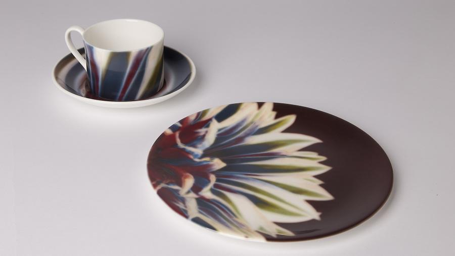 Extending the Potential for Digitally Printed Ceramics. Work: Steve Brown, 2017