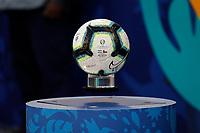 SÃO PAULO, SP 06.07.2019: ARGENTINA-CHILE - Bola. Argentina e Chile durante partida válida pela disputa do terceiro lugar da Copa América Brasil 2019, que acontece na Arena Corinthians, zona leste da capital paulista na tarde deste sábado (06). (Foto: Ale Frata/Código19)