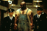 The Green Mile (1999) <br /> Tom Hanks, Michael Clarke Duncan &amp; David Morse<br /> *Filmstill - Editorial Use Only*<br /> CAP/KFS<br /> Image supplied by Capital Pictures