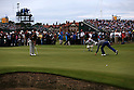 141th British Open Championship at Royal Lytham & St Annes Golf Club